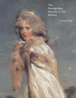 British Portraits in The Metropolitan Museum of Art The Metropolitan Museum of Art Bulletin v 57 no 1 Summer 1999