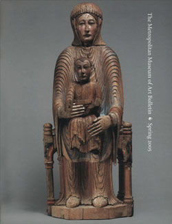 Medieval Sculpture at the Metropolitan 800 1400 The Metropolitan Museum of Art Bulletin v 62 no 4 Spring 2005