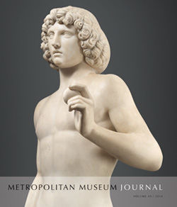 New Analysis of Major Greek Sculptures in the Metropolitan Museum Petrological and Stylistic Metropolitan Museum Journal v 49 2014