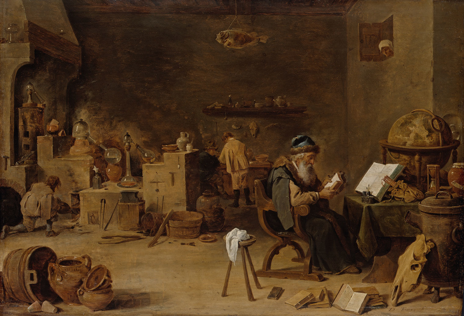 Alchemy, Science, and Innovations in the Decorative Arts