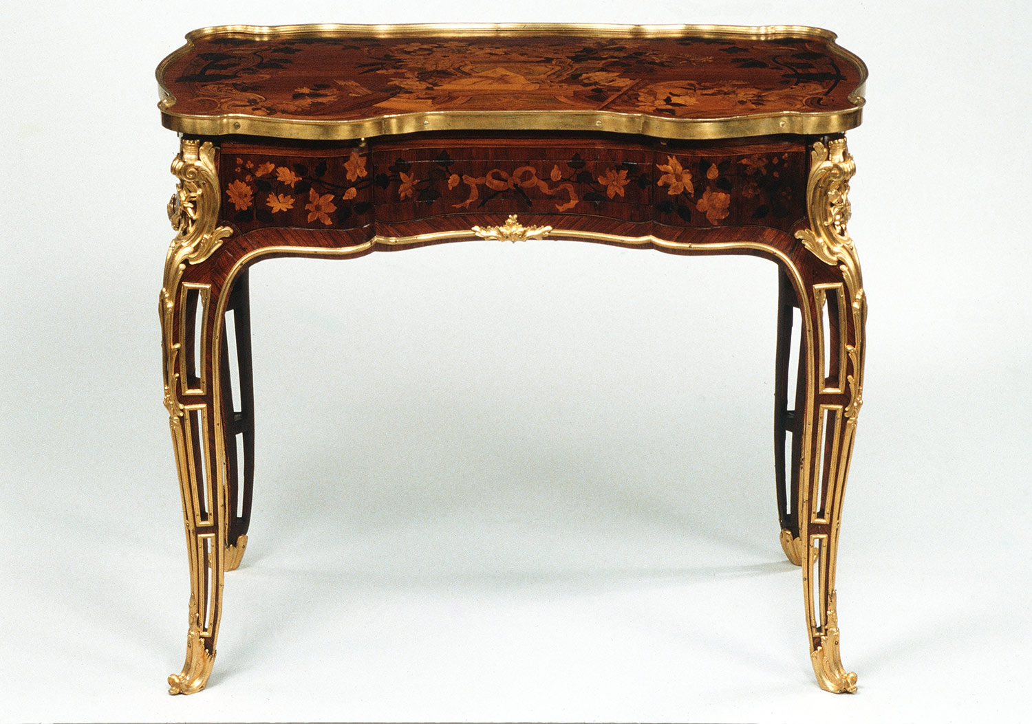 The Golden Age of French Furniture in the Eighteenth Century