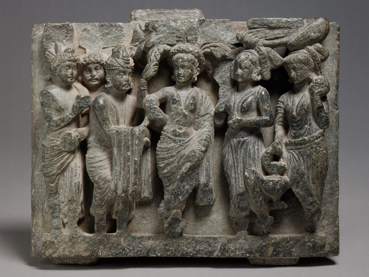 Kushan Empire (ca. 2nd century B.C.–3rd century A.D.) | Thematic ...