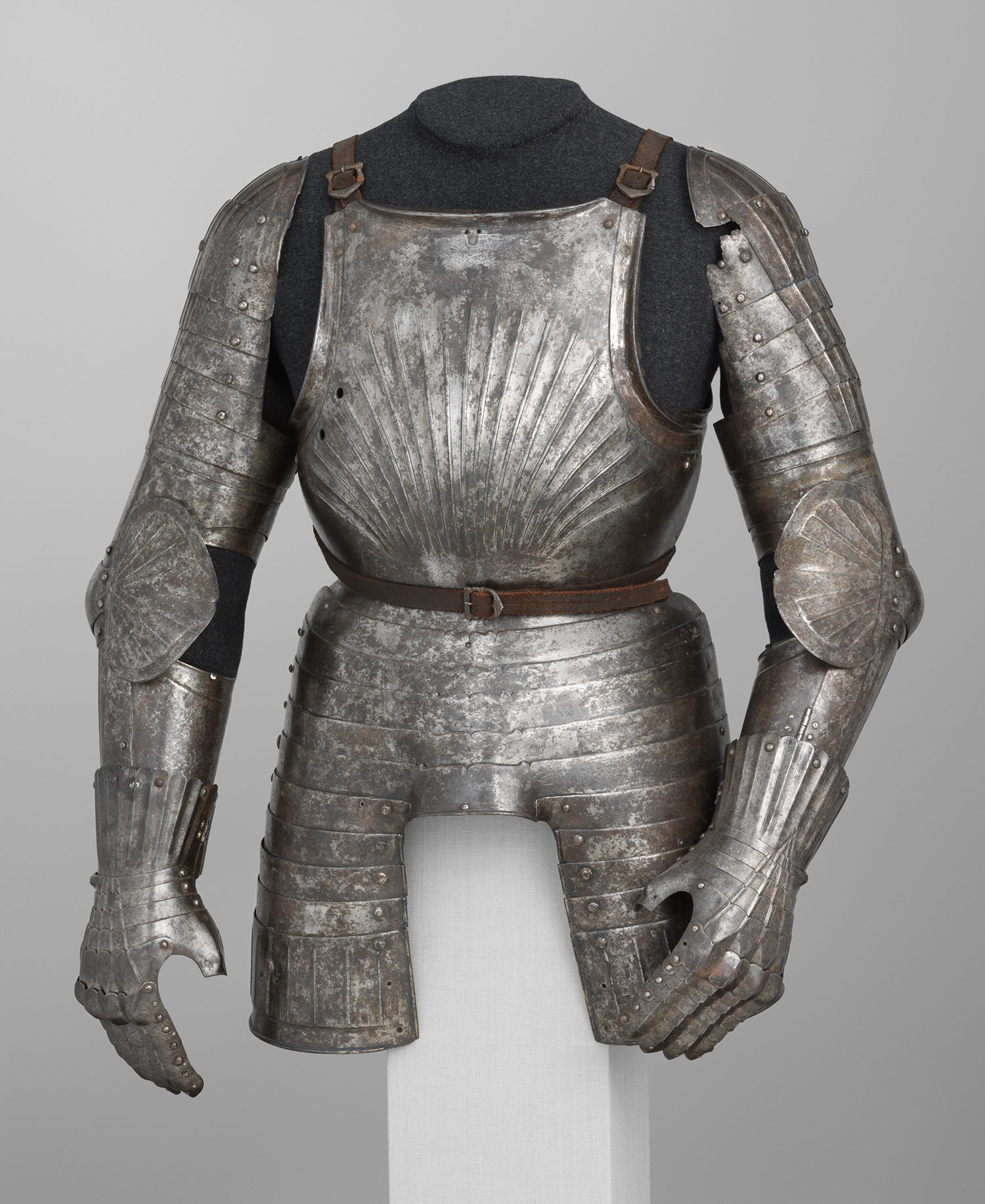 The New Plate Armor