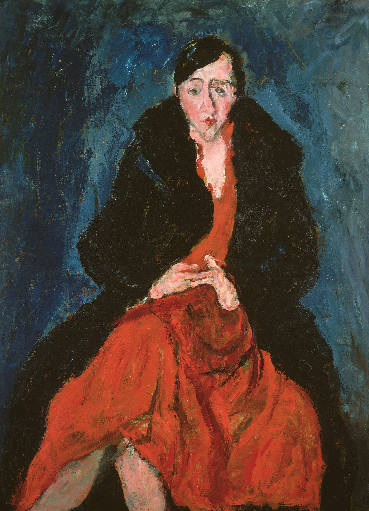 Chaim Soutine At The Jewish Museum Too Much Art