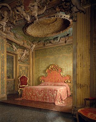 Bedroom from the Sagredo Palace