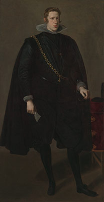 Philip IV (1605-1665), King of Spain