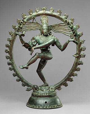 Shiva as Lord of the Dance (Nataraja)