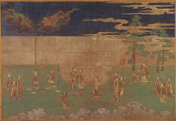 Life of the Buddha: The Birth of the Buddha