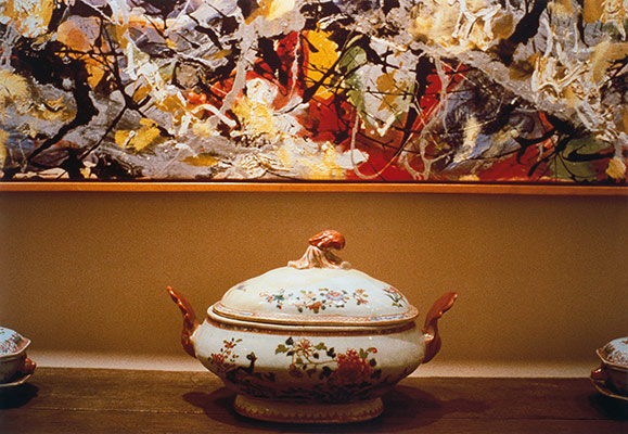 Pollock and Tureen, Arranged by Mr. and Mrs. Burton Tremaine, Connecticut