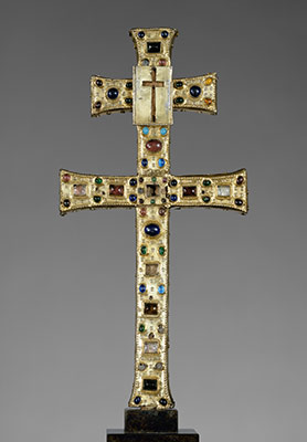 Reliquary Cross