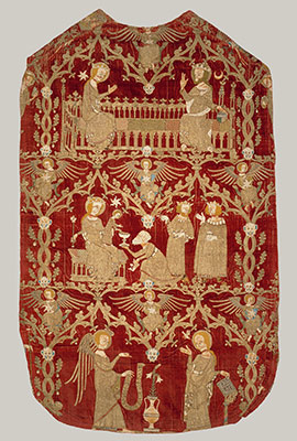 Chasuble (Opus Anglicanum)