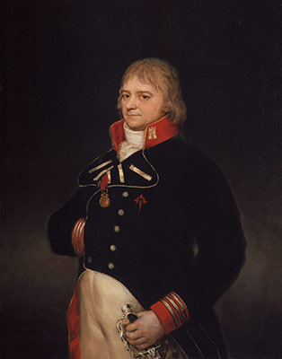 Ignacio Garcini y Queralt (1752–1825), Brigadier of Engineers