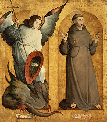 Saints Michael and Francis
