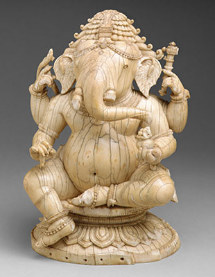 Seated Ganesha