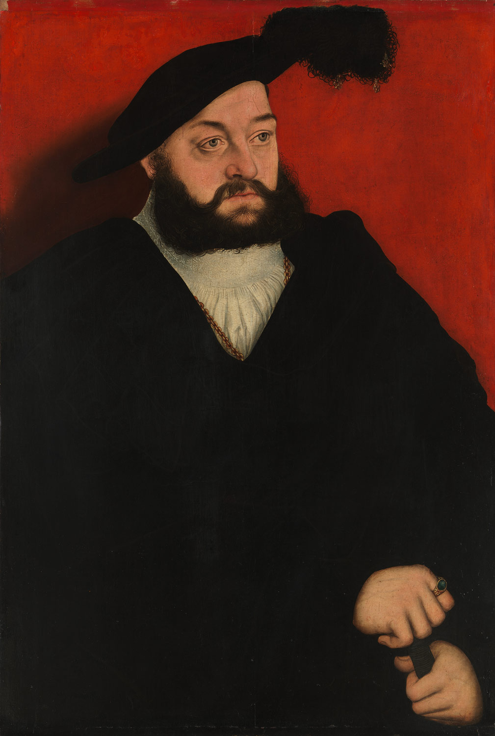 Johann (1498–1537), Duke of Saxony