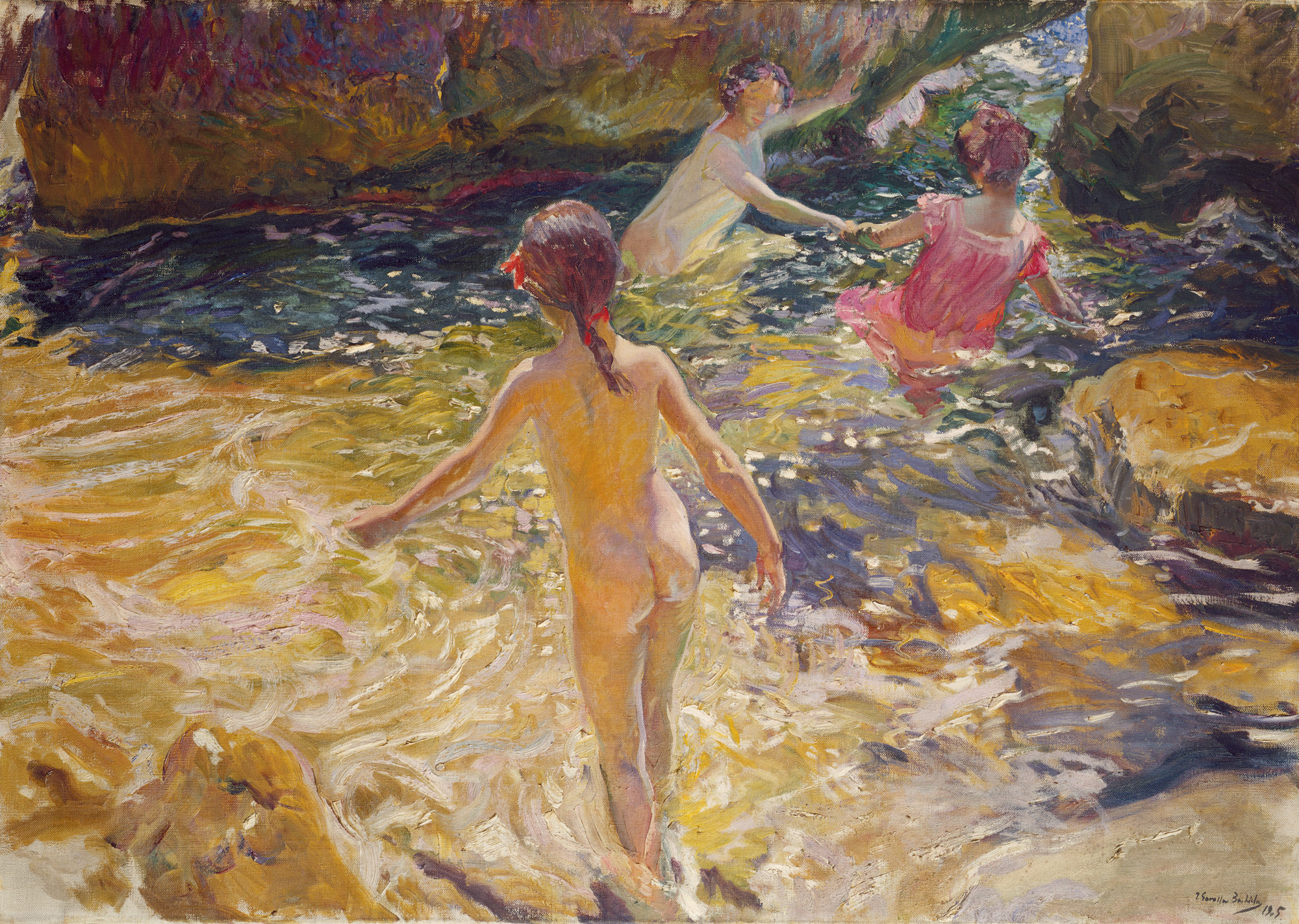 The Bath, Jávea
