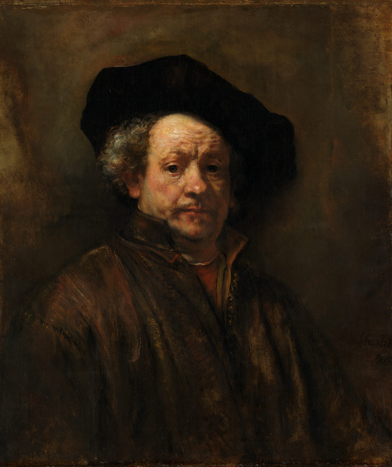 rembrandt van rijn paintings essay heilbrunn self portrait