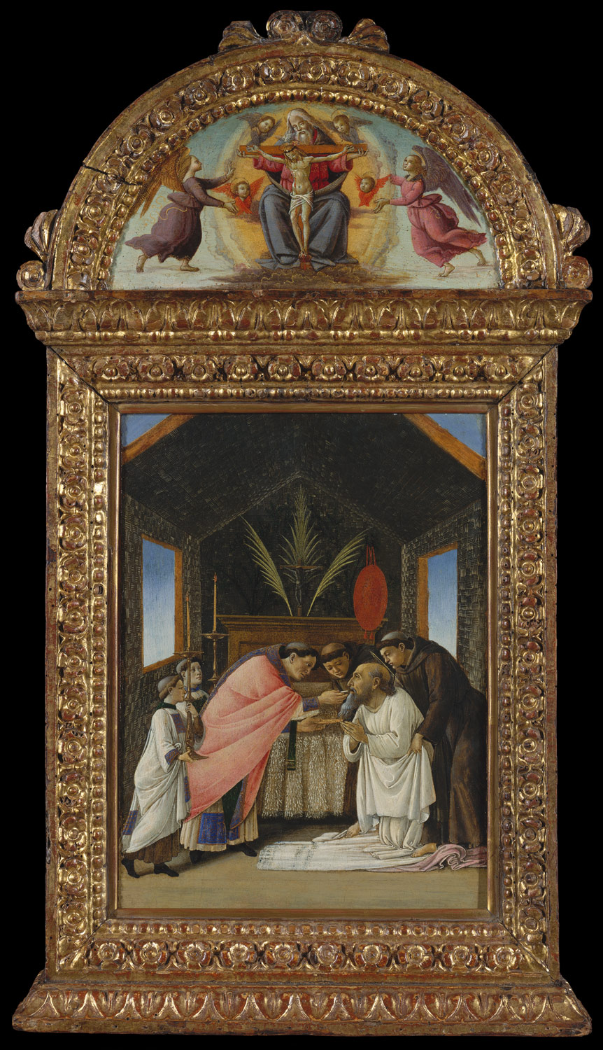 The Last Communion of Saint Jerome