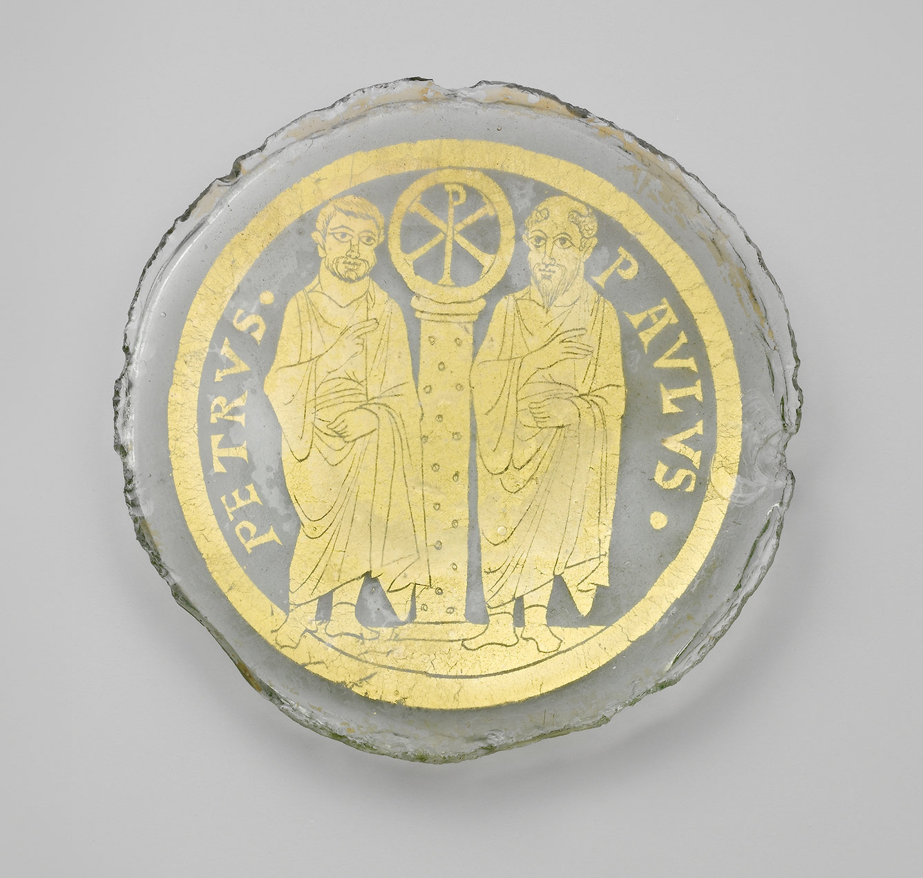 jewish art in late antiquity and early byzantium essay jewish symbols middot bowl base saints peter and paul flanking a column the christogram of christ
