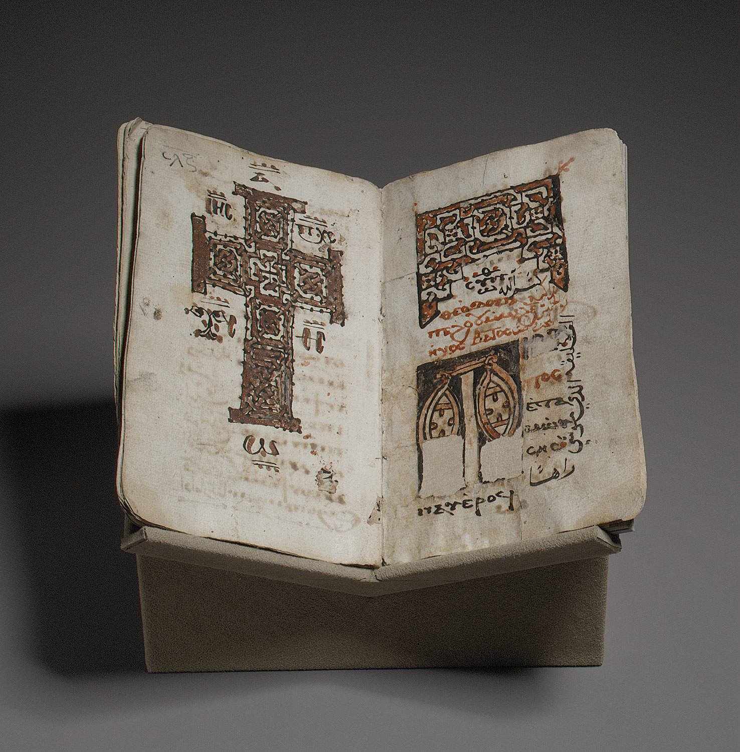 Coptic Liturgical Codex