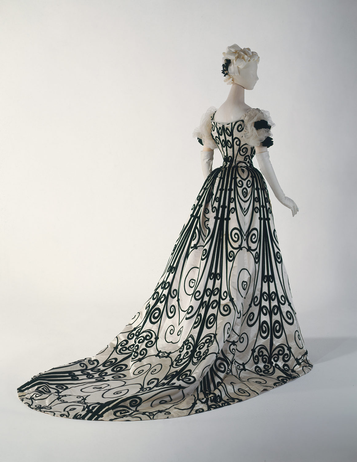 House of Worth: Evening dress