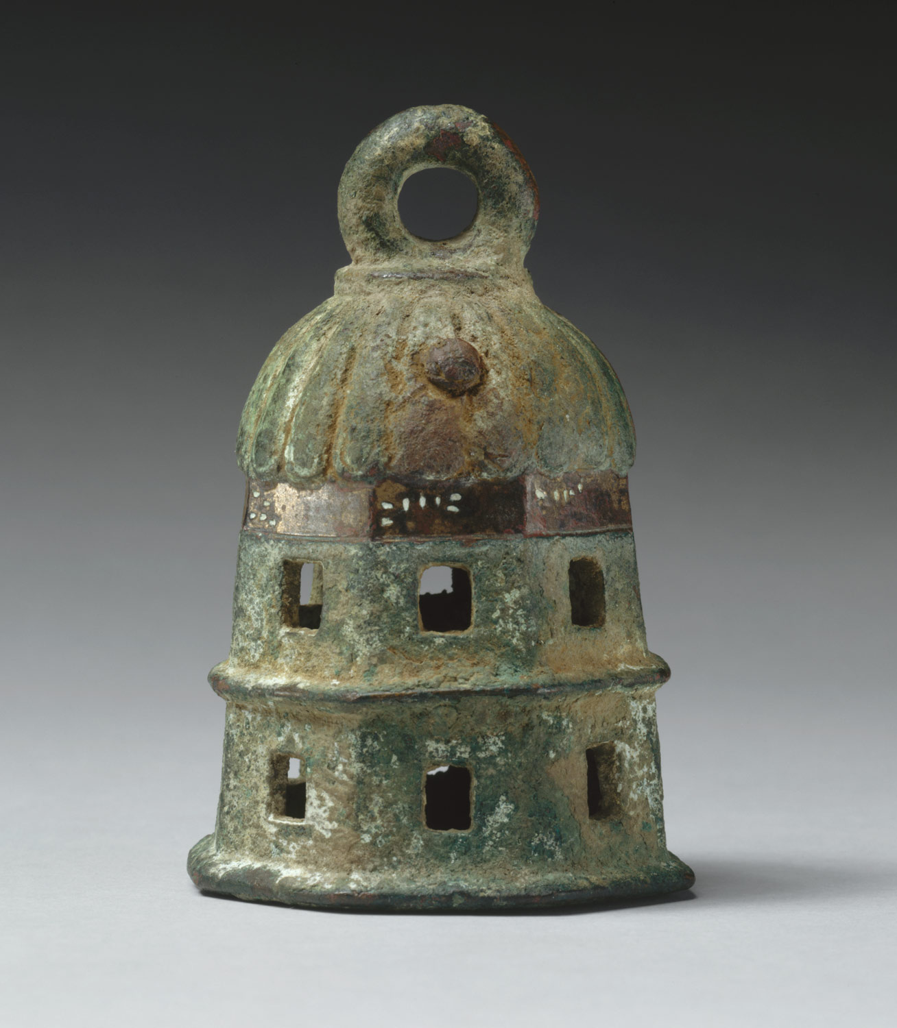 Bell inscribed with the Urartian royal name Argishti