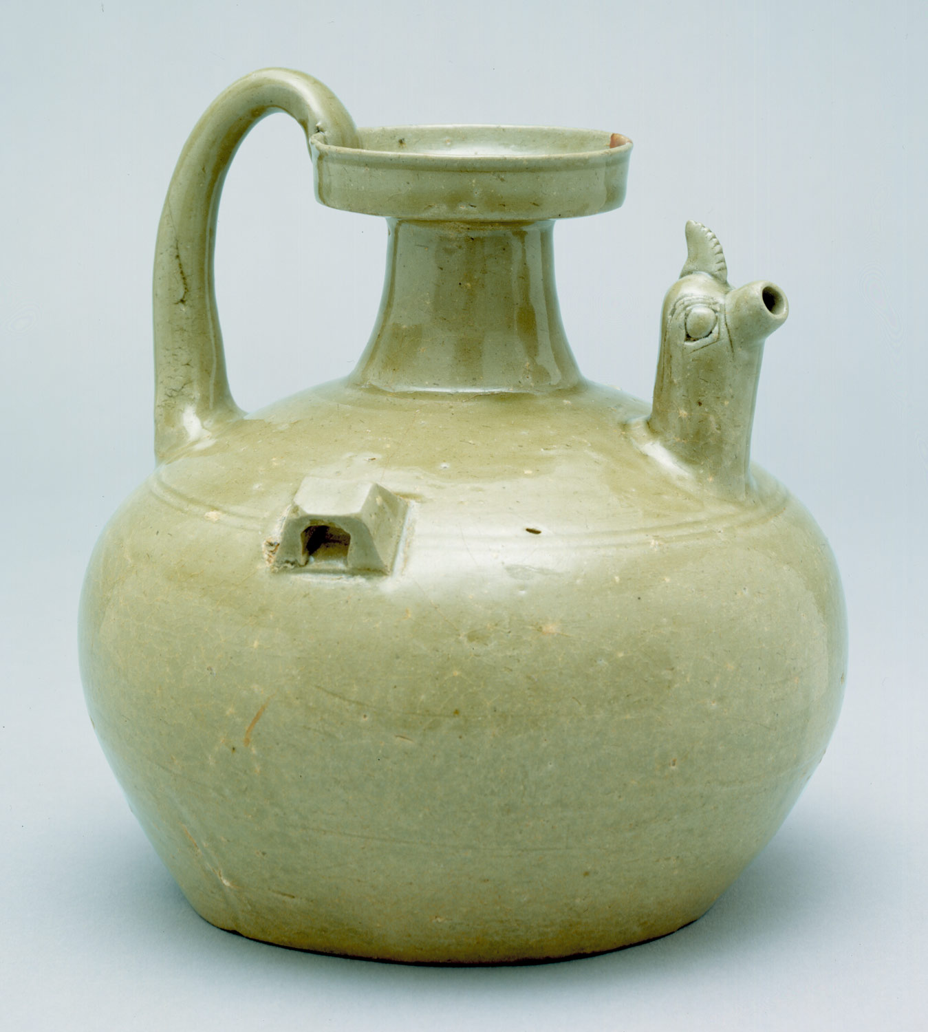 Chicken-Headed Ewer