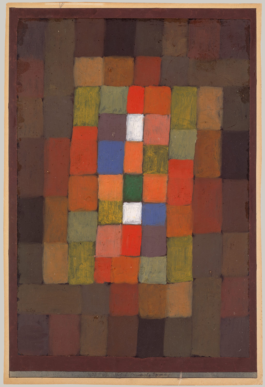 paul klee essay heilbrunn timeline of art history static dynamic gradation
