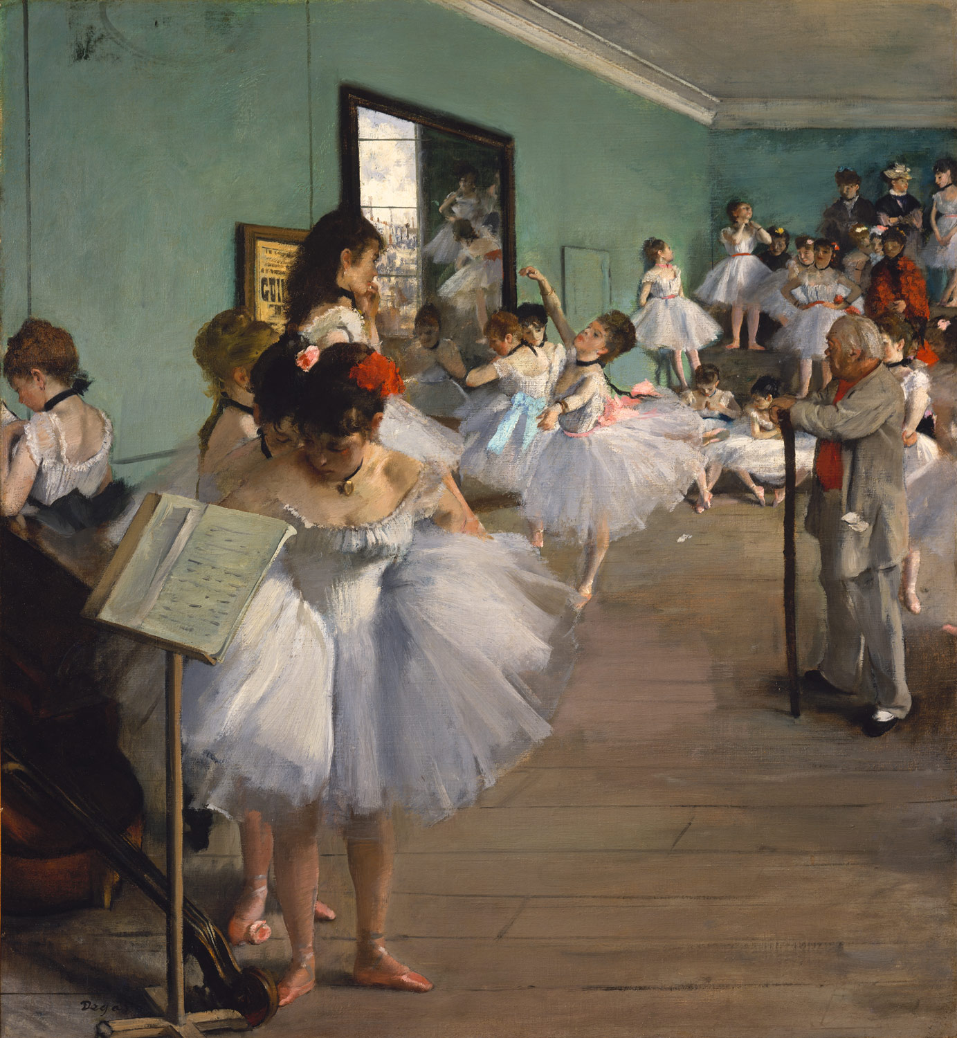 impressionism art and modernity essay heilbrunn timeline of the dance class