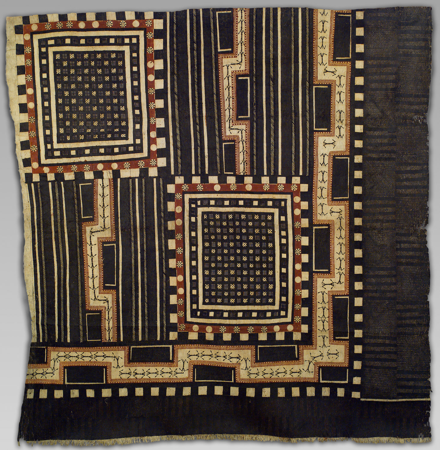 Bark Cloth Panel (Masi Kesa)