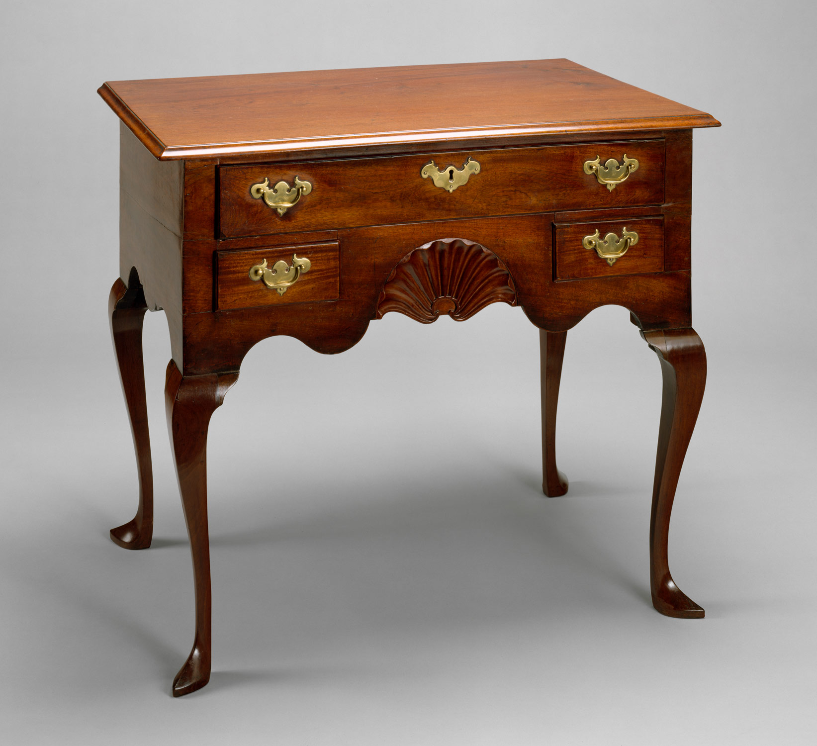 american furniture queen anne and chippendale styles dressing table