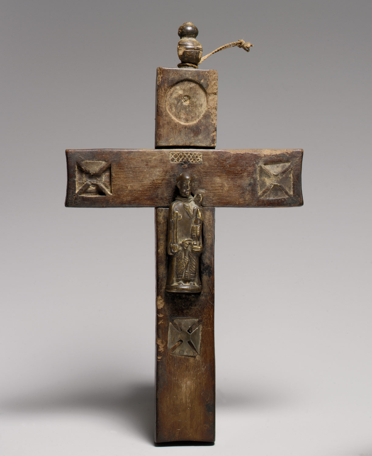 Crucifix: Saint Anthony of Padua