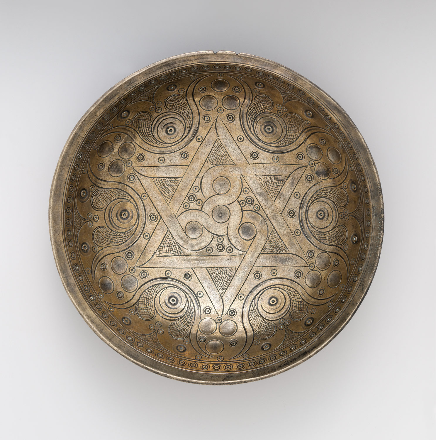 High-Tin Bronze Bowl