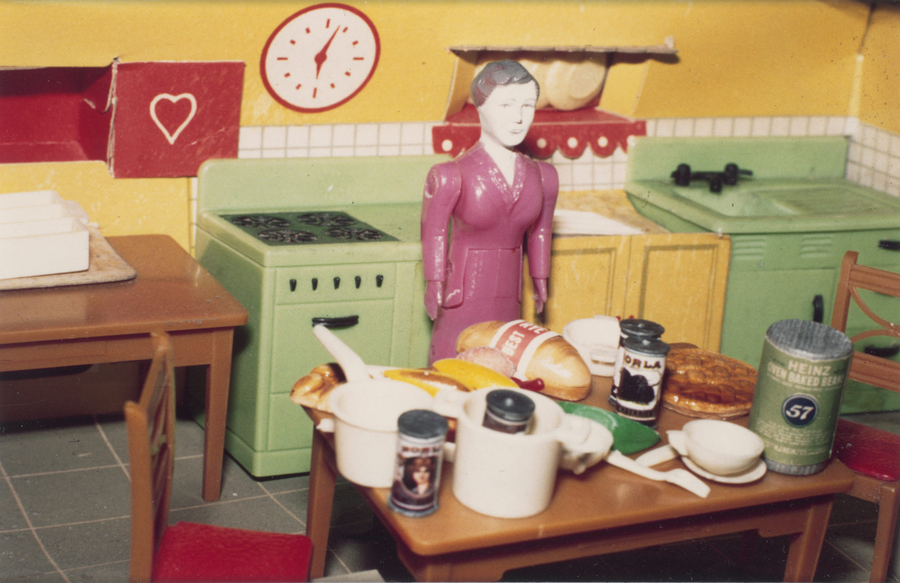 Purple Woman/Kitchen/Second View