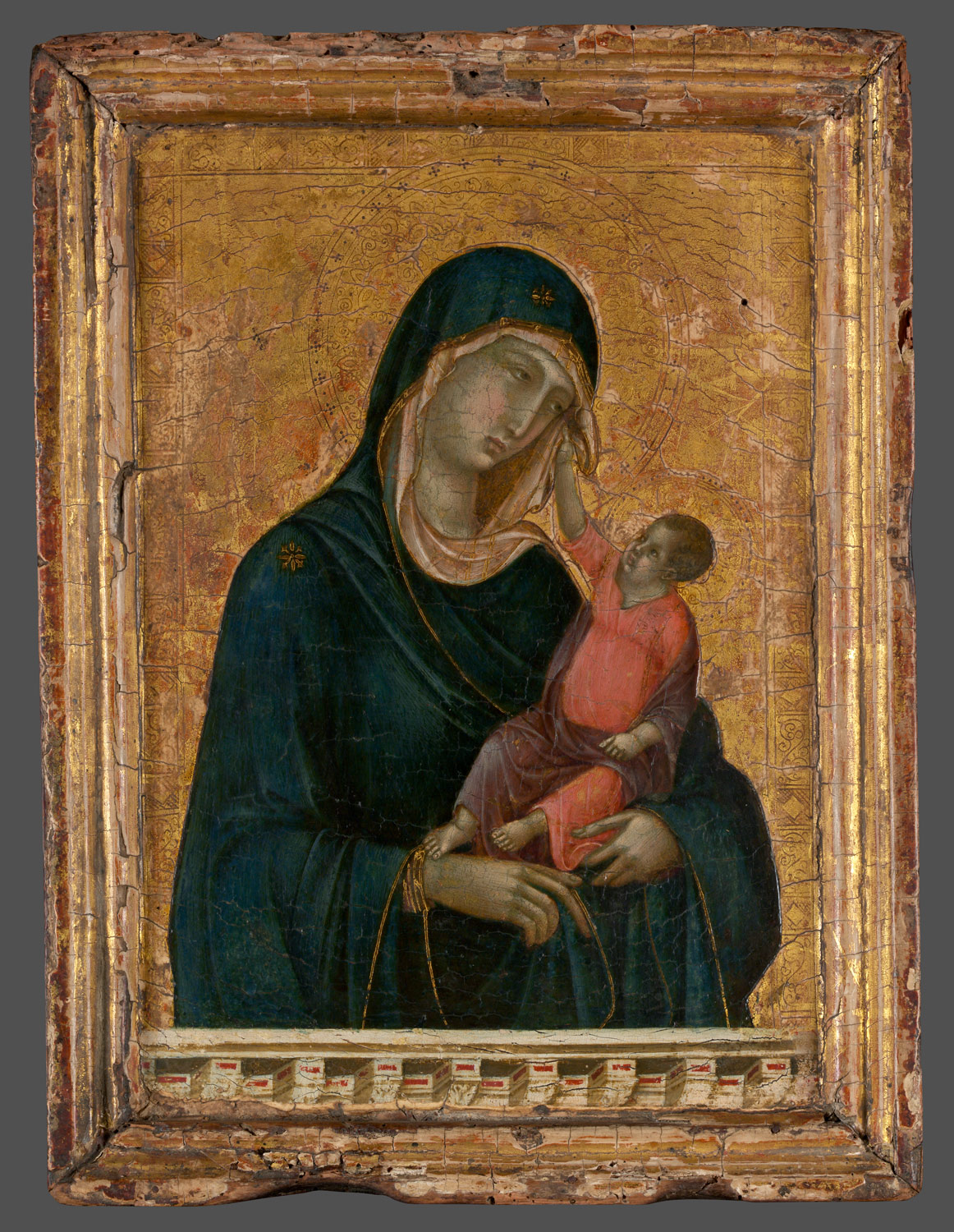 painting the life of christ in medieval and renaissance madonna and child