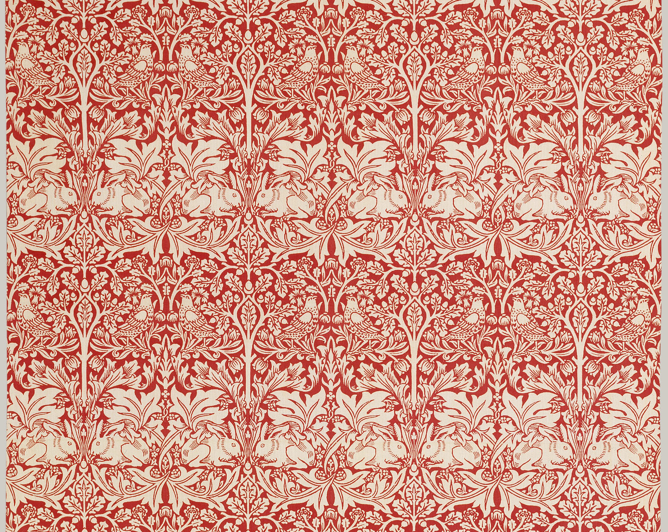 Brother Rabbit William Morris 23 163 5 Work Of Art
