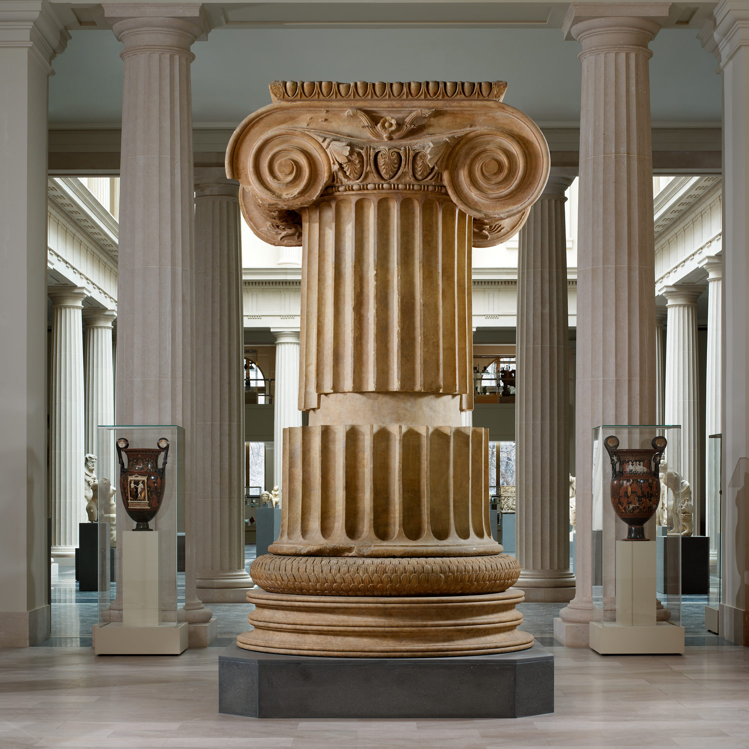 eastern religions in the r world essay heilbrunn timeline marble column from the temple of artemis at sardis