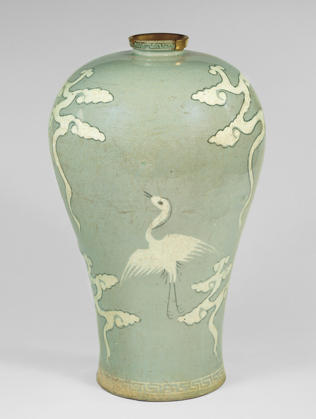 goryeo celadon essay heilbrunn timeline of art history the maebyeong decoration of cranes and clouds