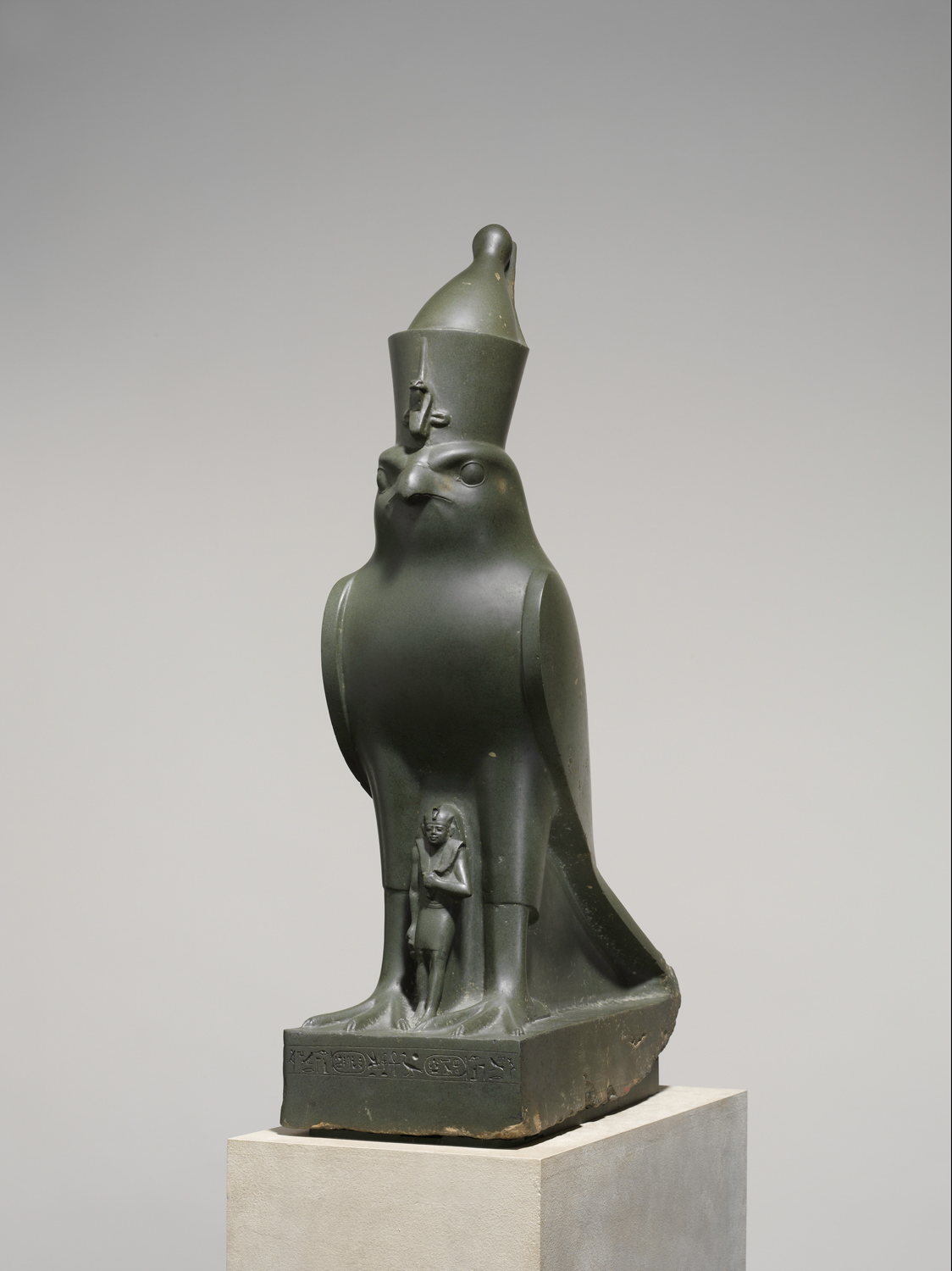 in the late period ca b c essay heilbrunn god horus protecting king nectanebo ii