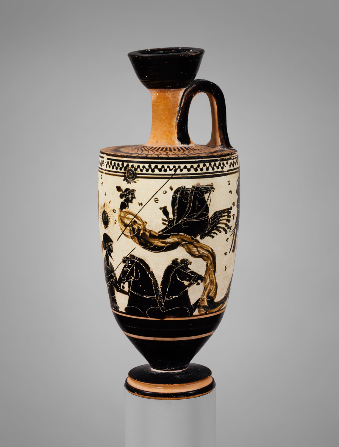 the labors of herakles essay heilbrunn timeline of art history terracotta lekythos oil flask