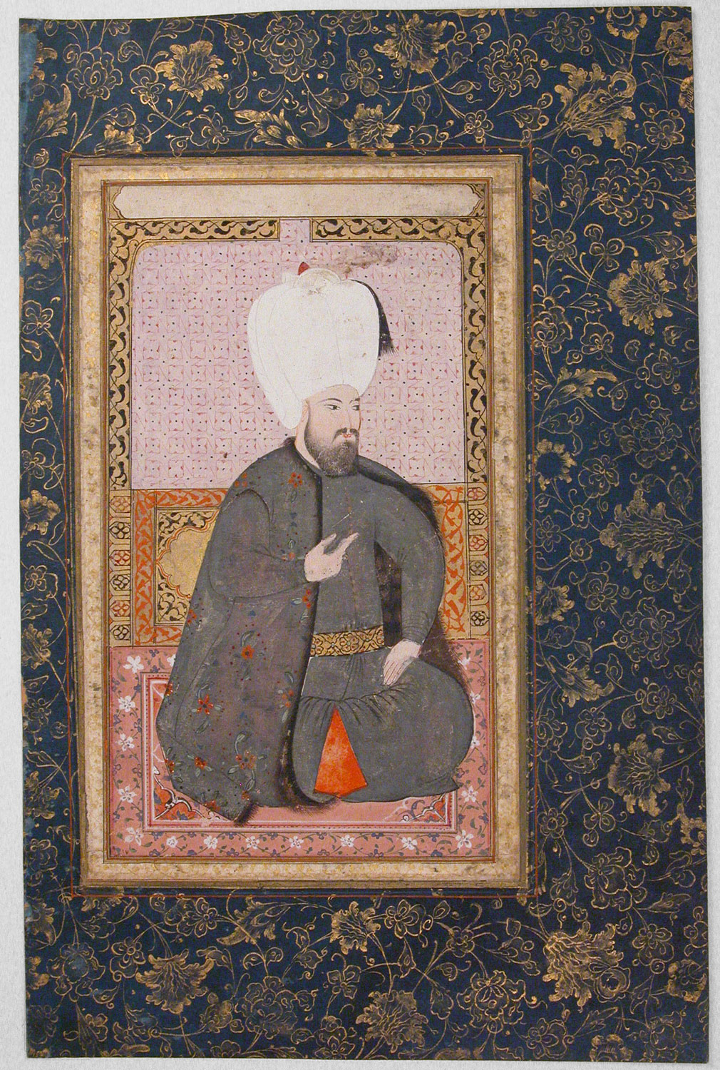 the art of the ott s after 1600 essay heilbrunn timeline of portrait of sultan ahmet i r