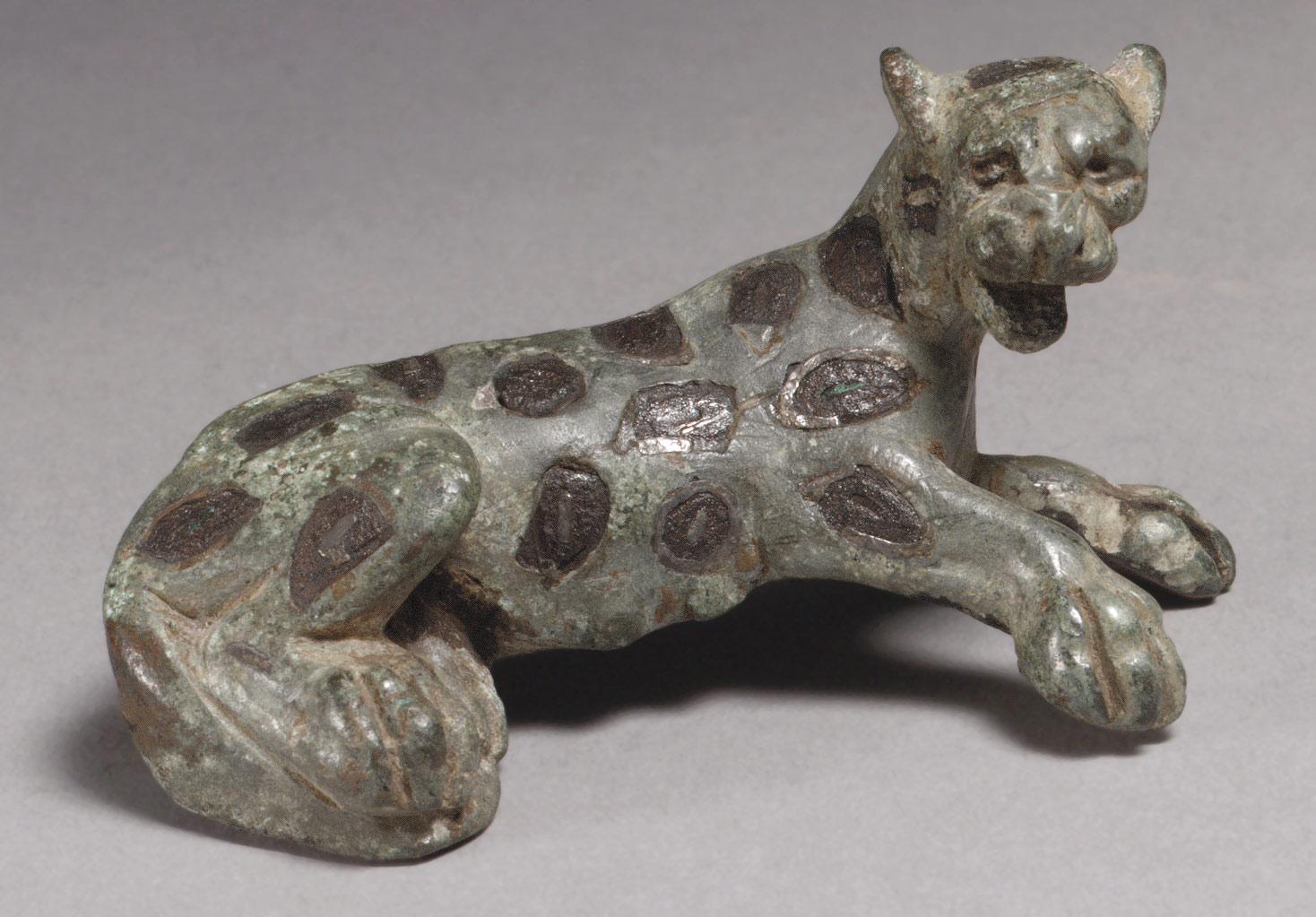 Brooch in the Form of a Panther