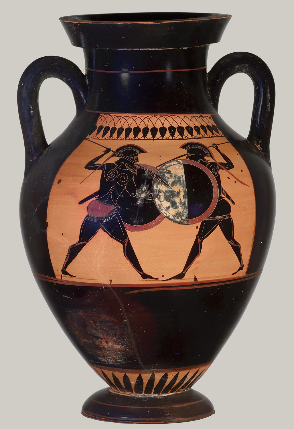 scenes of everyday life in ancient essay heilbrunn terracotta amphora jar