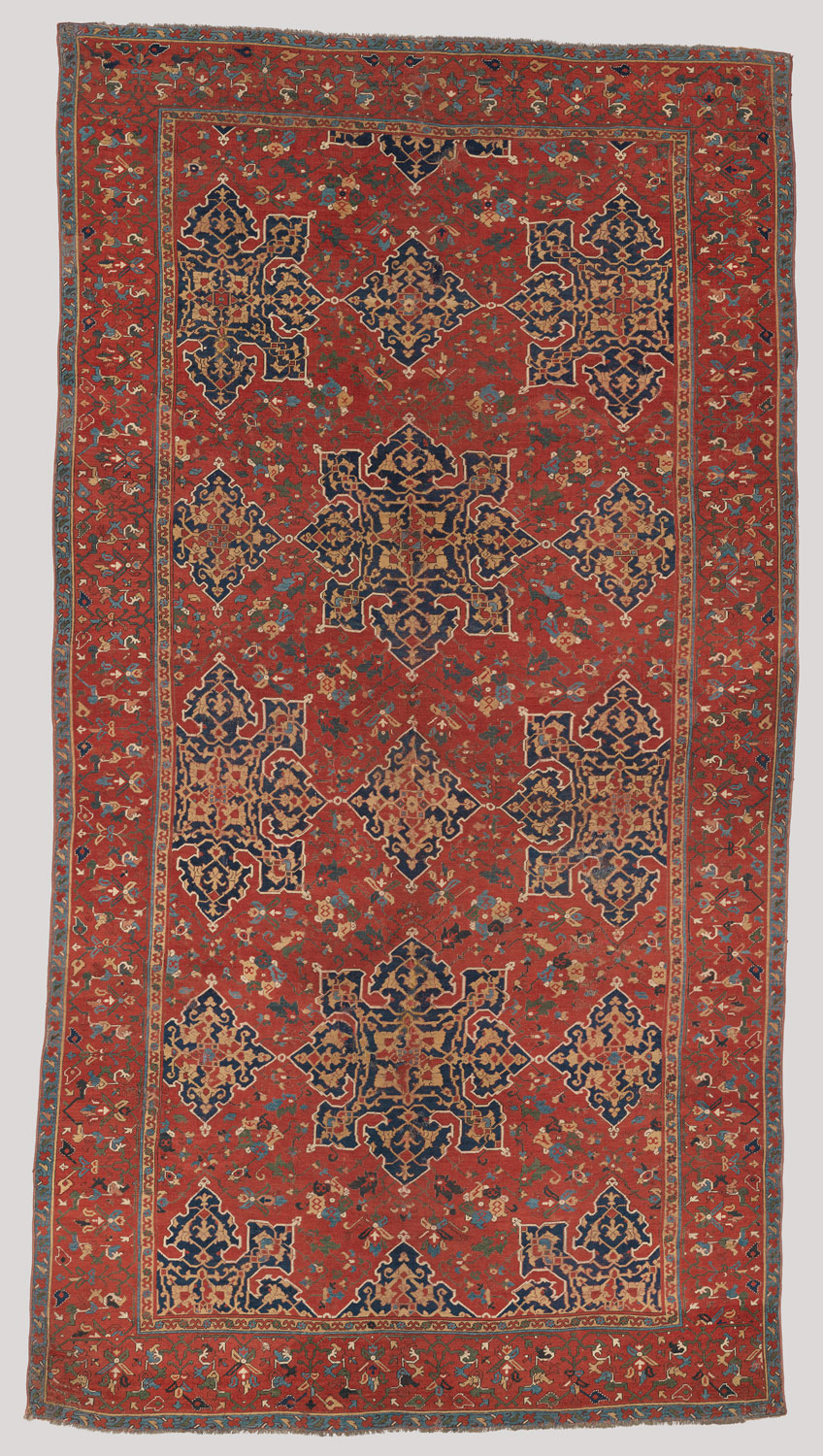 Star Ushak carpet