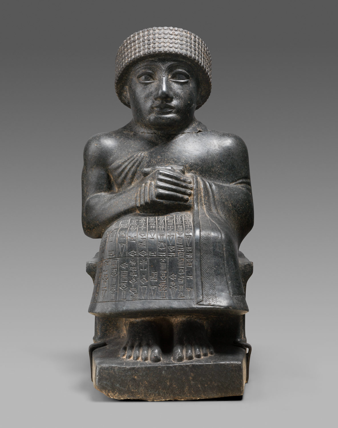 compare and contrast the statue of memi and sabu with the seated statue of gudea Home essays animal symols in ancient art animal symols in ancient art the statue of memi and sabu pair is a the seated statue of gudea.