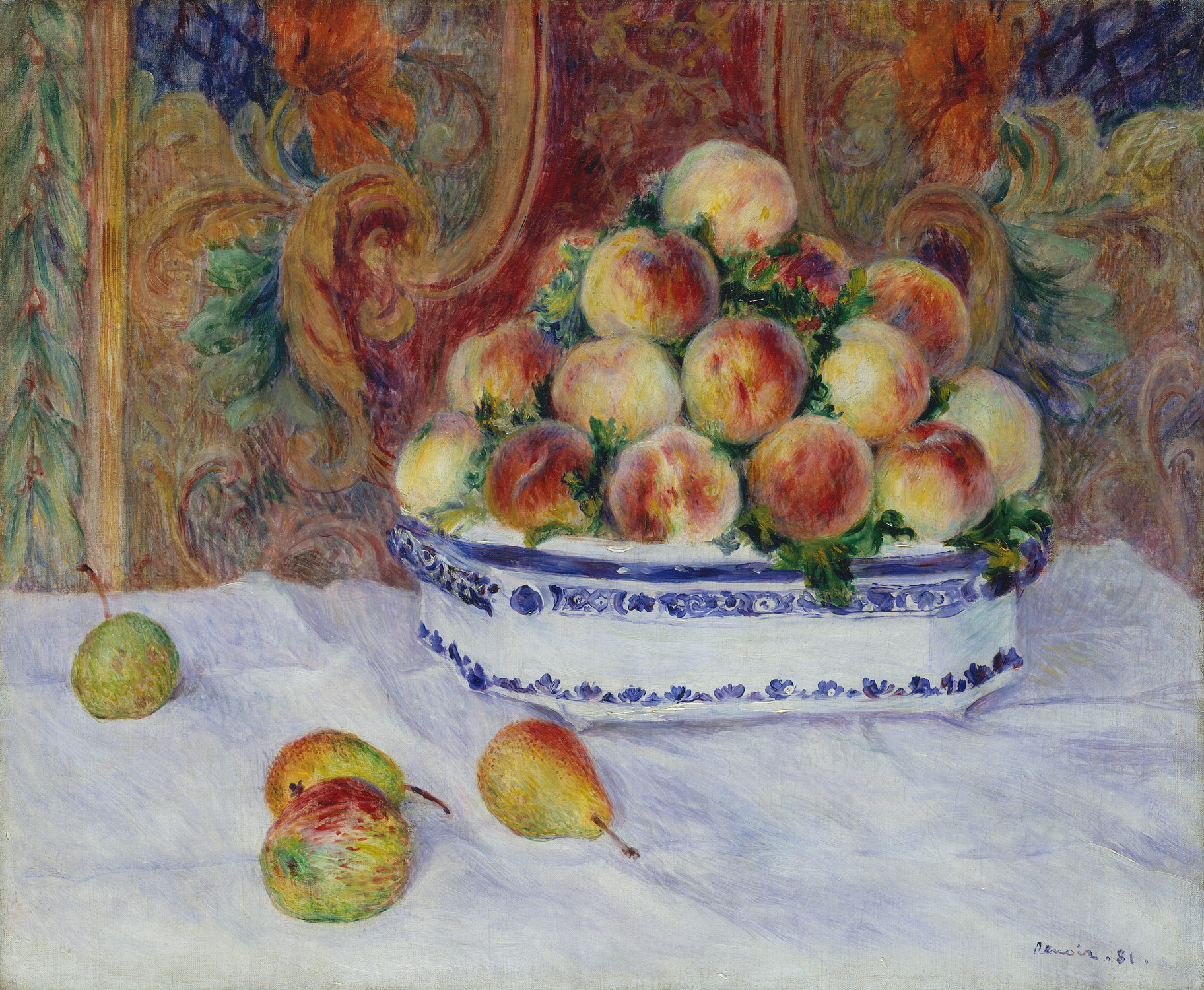 e renoir essay heilbrunn timeline of art still life peaches