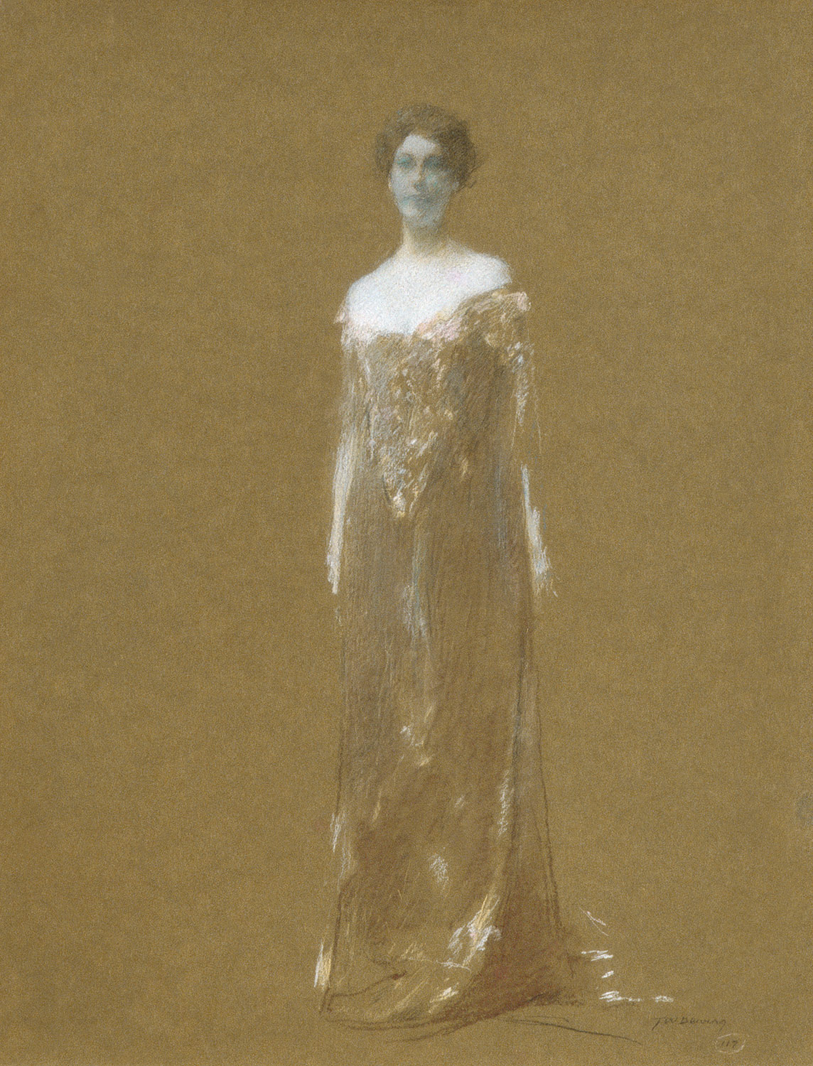 The Evening Dress