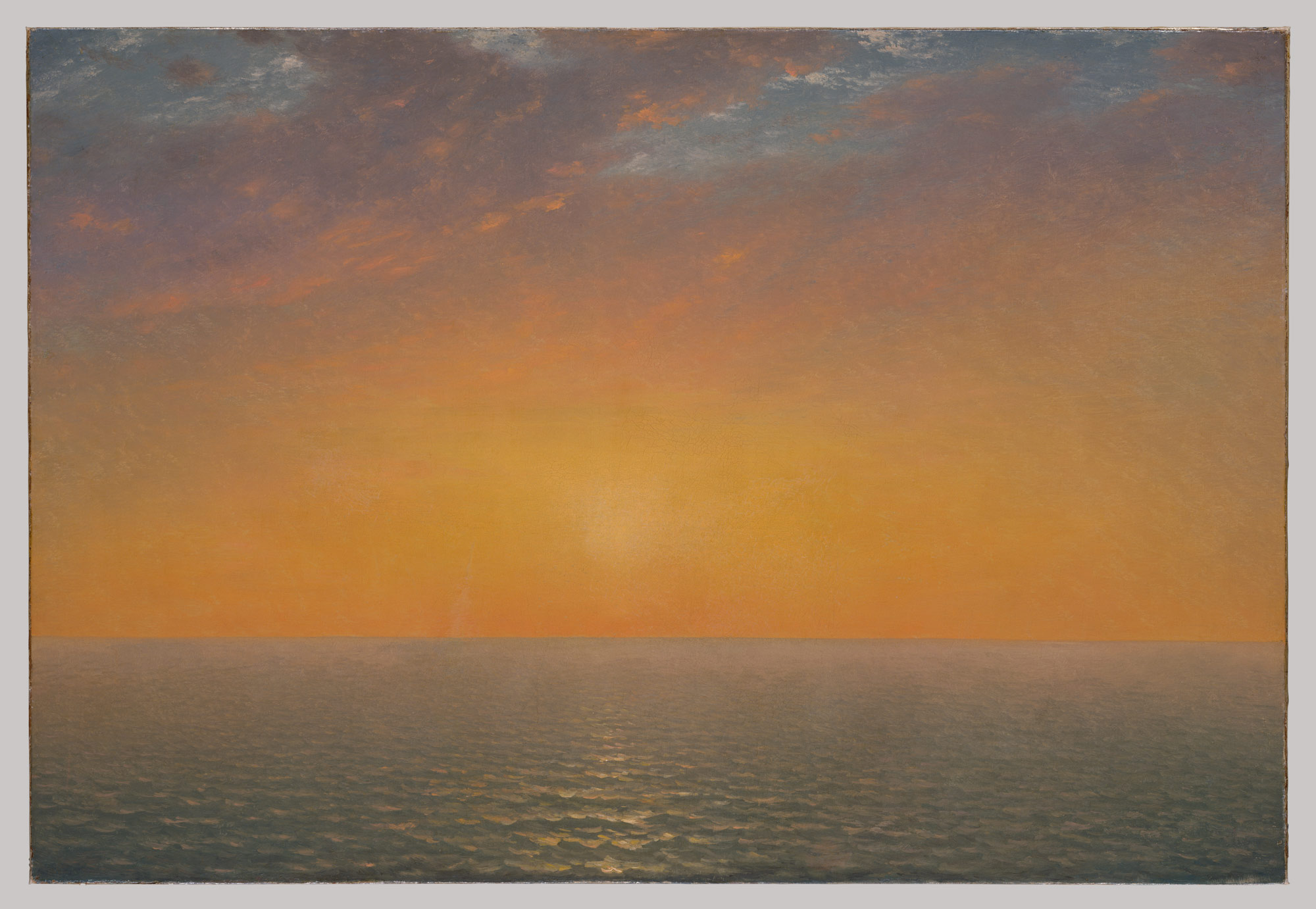 john frederick kensett essay heilbrunn timeline of sunset on the sea