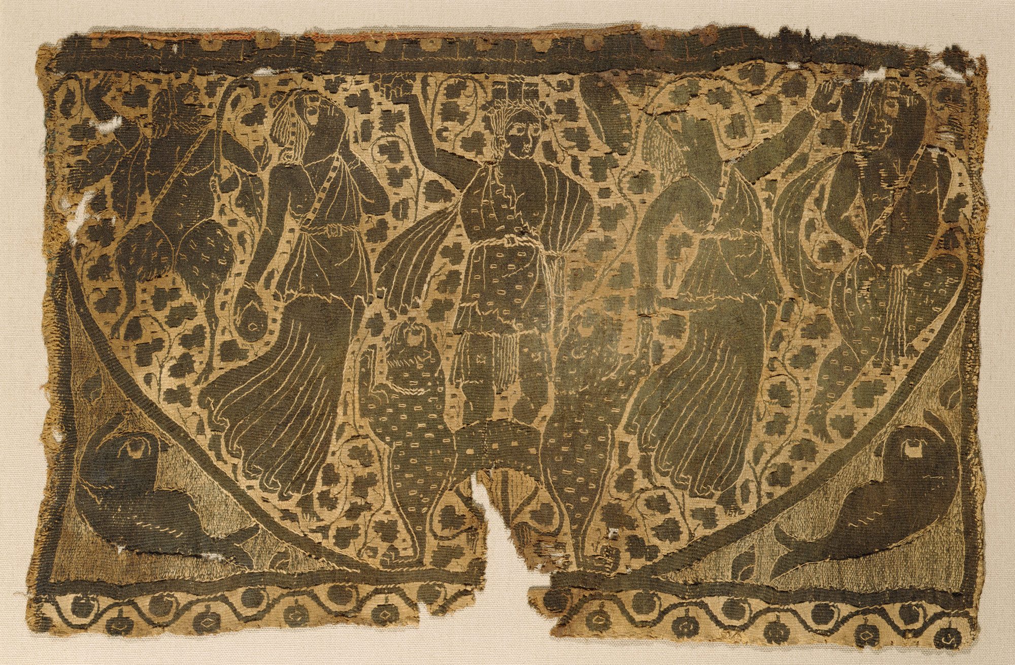 Panel with the Triumph of Dionysus
