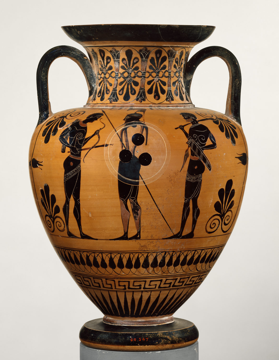 africans in ancient greek art essay heilbrunn timeline of art terracotta neck amphora jar